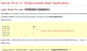 Login failed for user 'DOMAIN\MYPC$'