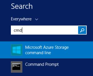 Start Search CMD