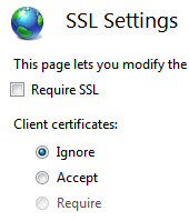 SSLSettings
